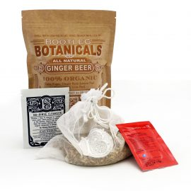 DIY Home-Brewed Ginger Beer Refill Kit
